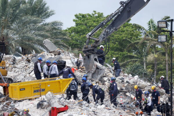 Search-and-rescue efforts resume