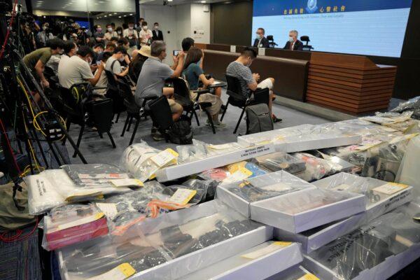 Hong Kong bomb plot