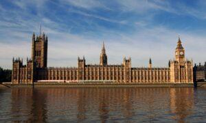 UK Parliament Supports Diplomatic Boycott of Beijing 2022 Winter Olympics