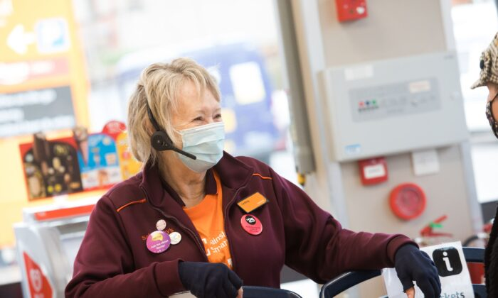 Sainsbury's saw sales rise faster than expected in the past three months. (Sainsbury's/PA)