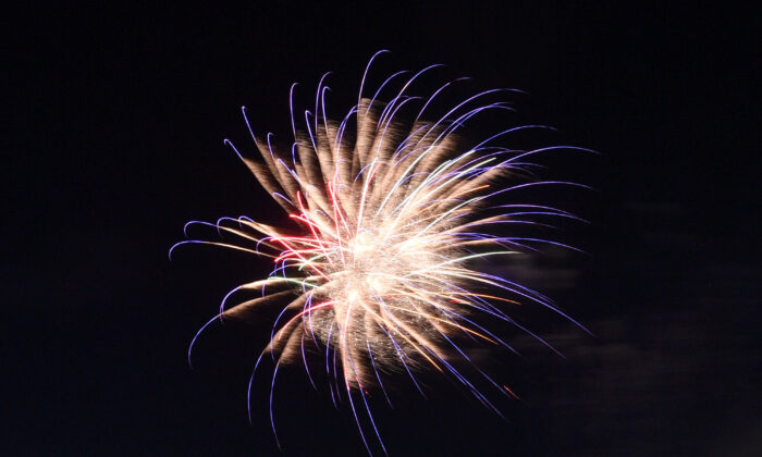 Fireworks explode in a file photo. (Ethan Miller/Getty Images)