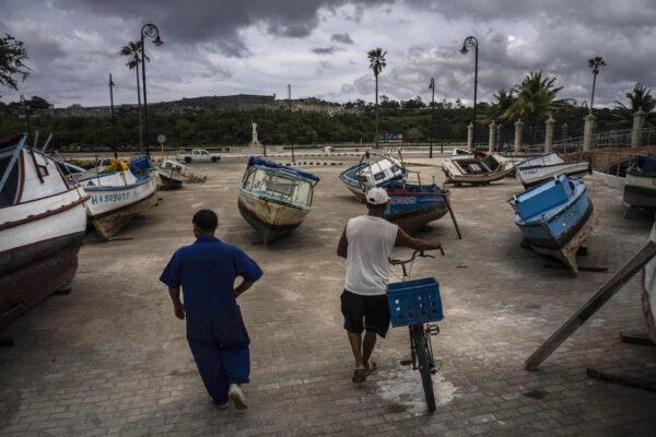 Cuba Tropical Weather Elsa