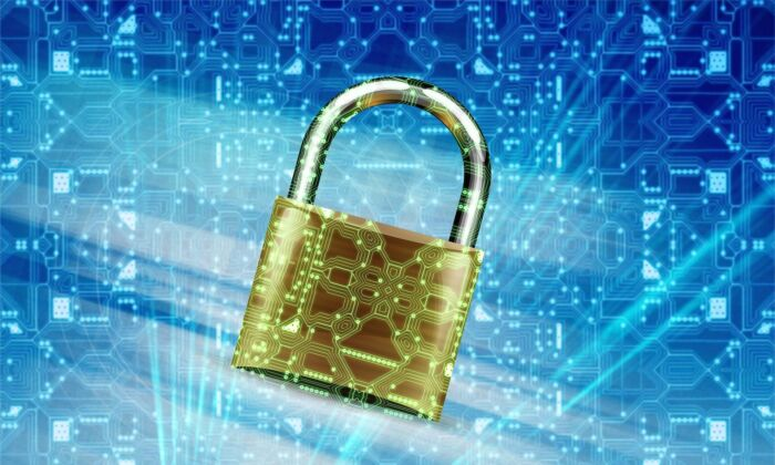 Data security in an illsutration image. (Jan Alexander (JanBaby)/Pixabay)