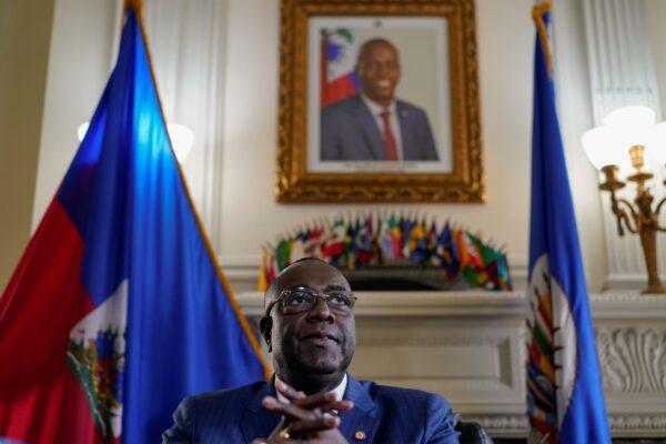 Ambassador Bocchit Edmond Ambassador Bocchit Edmond Haiti