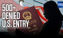 500+ Chinese Students Denied US Visa