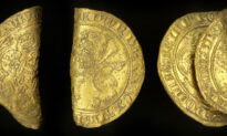 Metal Detectorist in UK Discovers 2 Rare Gold Coins That Date Back to the Black Death Period