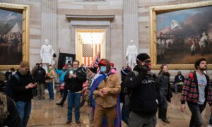 5 Family Members Arrested for Alleged Participation in Jan. 6 Capitol Breach