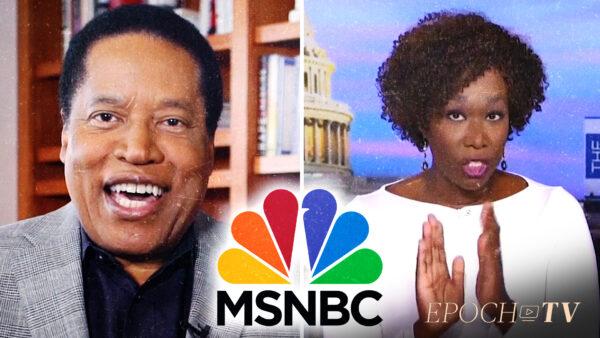 MSNBC Host Joy Reid's Fake History of the Supreme Court | Larry Elder