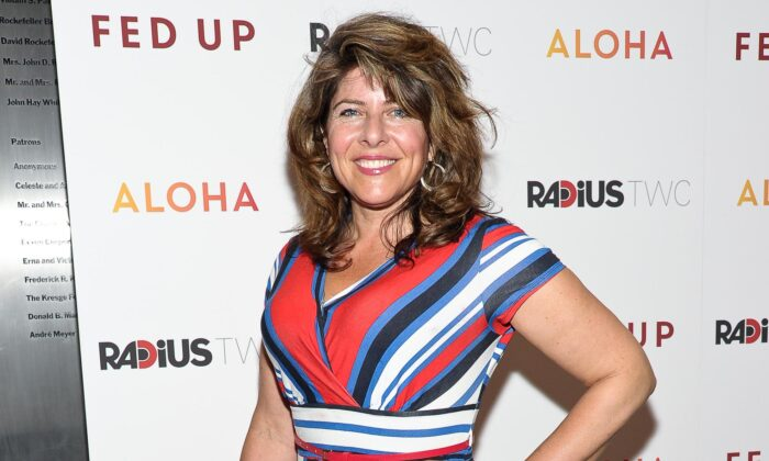 """Naomi Wolf attends the """"Fed Up"""" premiere at Museum of Modern Art in New York on May 6, 2014. (Rommel Demano/Getty Images)"""