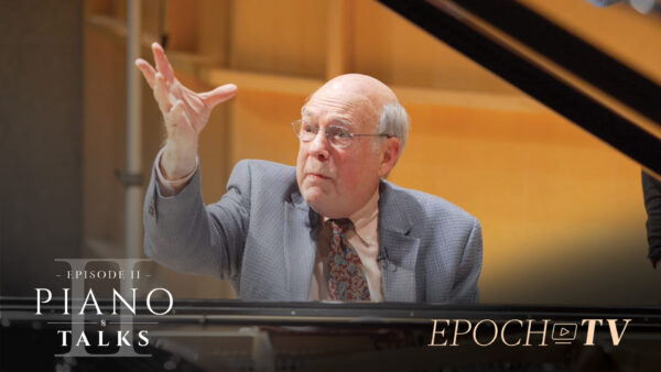 Master Class with Victor Rosenbaum