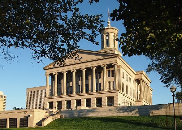 The Tennessee State Capitol in Nashville, Tenn., on Oct. 2, 2011. (Luiz1940 via Wikimedia Commons/CC BY-SA 3.0)