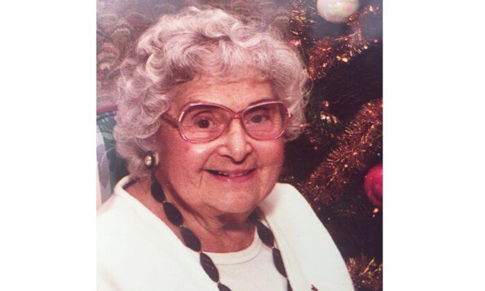 Agnes Rabita, the author's husband's grandmother. (Courtesy of Bernadette Bonanno)