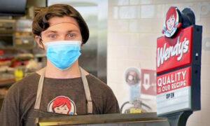 Man Walks 4 Hours to Work at Wendy's Each Day—Until Kind Police Officer Intervenes