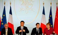Xi Jinping Tones Down Aggressive Rhetoric During Meeting With European Leaders