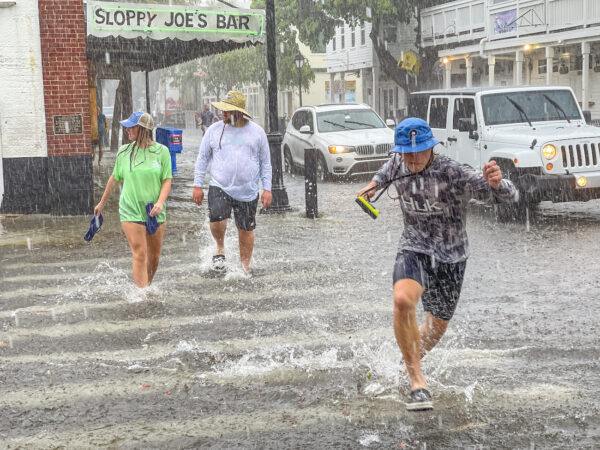 rain in florida