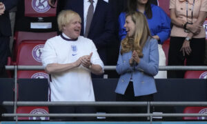 UK Prime Minister Boris Johnson and Wife Expecting Second Child