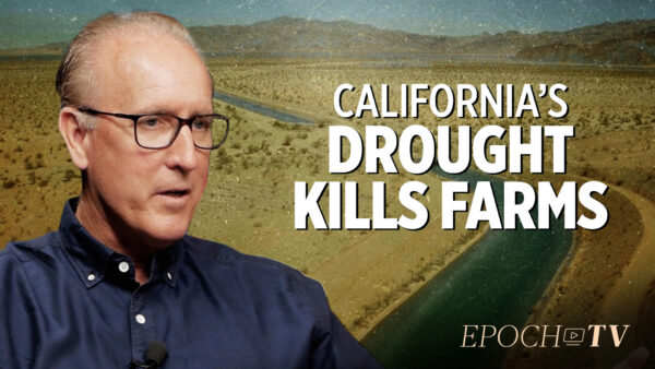 How California's Outdated Water Infrastructure Lets Farmland Go Barren | Don and Steve Jackson