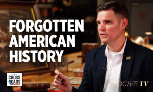 Tim Barton: Documents on Forgotten History Dispel the Lies About the American Story