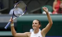 'Anything Can Happen': Pliskova in Dreamland After Reaching Wimbledon Final