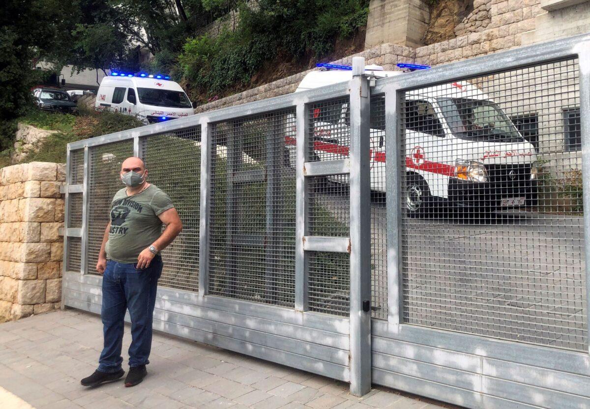Red Cross lebanon