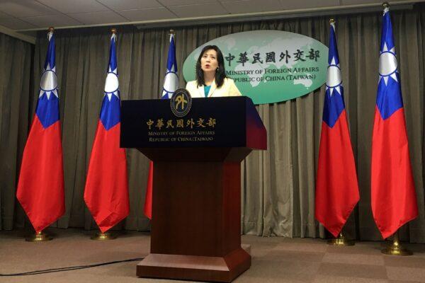 Taiwan Spokeswoman