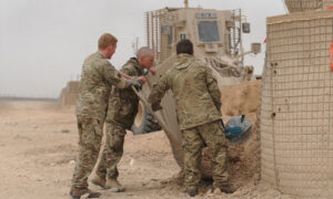 UK Troops Leave Afghanistan but Support Stays: Johnson