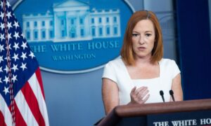 Federal Government Does Not Have Database of Who Has Received COVID-19 Vaccine: White House