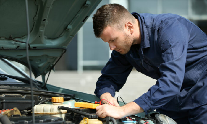 Whether it's fixing cars, gardening, or planning birthday parties, don't judge a skill you have or underestimate its potential. (Africa Studio/Shutterstock)