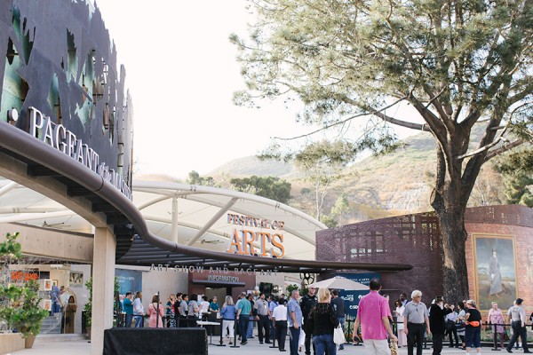 Founded in 1932, the Festival of Arts Fine Art Show has garnered a critically-acclaimed reputation as one of the finest outdoor art exhibitions in the nation. This year, the pageant format has been modified to showcase 120 artists, down from 2019's show that included 140 artisans.  (Courtesy of Laguna Beach Festival of the Arts)