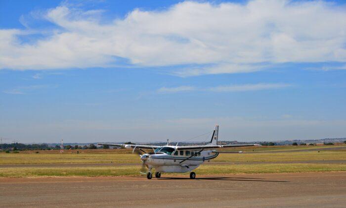 Stock photo of a Cessna Caravan plane. (Bluesnap/Pixabay)