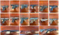 Baltimore Police Bust 'Ghost Gun' Manufacturing Operation