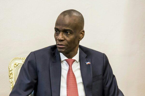 HAITI-POLITICS-MOISE