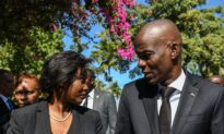 First Statement by Haiti's First Lady After Attack