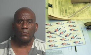 Texas Man Charged After Allegedly Voting While on Probation