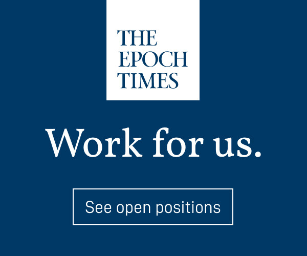 The Epoch Times is hiring