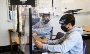 California to Require Masks for All Children in Schools, Despite CDC Guidance