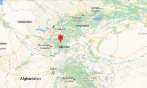 Tajikistan Earthquake Kills Five: Emergency Committee