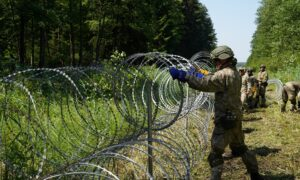 US Concerned by Flow of Migrants From Belarus to Lithuania