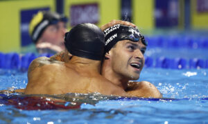 US Olympic Swimmer Michael Andrew Says He Won't Get Vaccinated