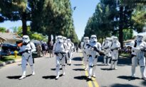 Bad Guys Doing Good: 'Star Wars' Troop Supports Local Charities