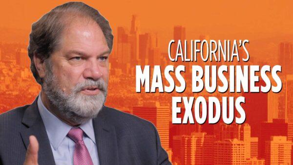 Truth Behind the Mass Exodus of California Businesses | John Moorlach