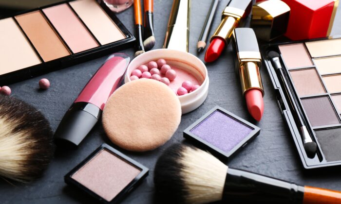 The forever chemical fluorine was found in an alarming amount of everyday cosmetics from popular stores. (Africa Studio/Shutterstock)
