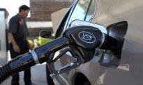 Average US Price of Gas Rises 5 Cents per Gallon