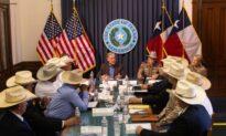 Gov. Abbott Discusses Texas Border Security Efforts