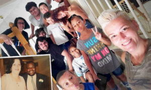 Wife Who Lost Her Husband in Motorcycle Crash Fosters 6 Kids—Until Court Approves Adoption