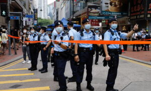 Hong Kong Police Arrest 5 More in Alleged Bomb Plot