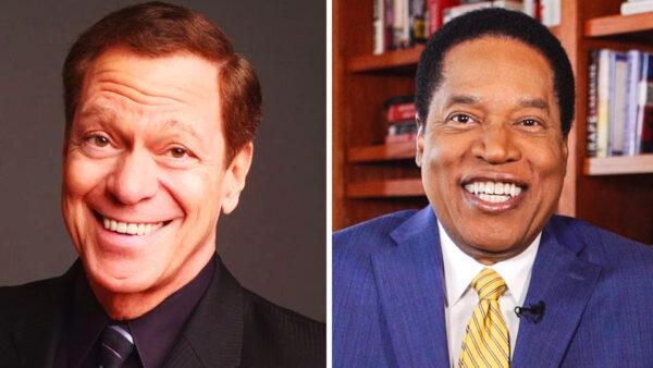 Laugh Out Loud: Larry Elder Interviewed on the Joe Piscopo Show