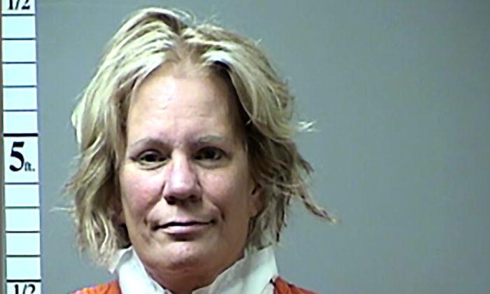 Pamela Hupp in 2016.  (St. Charles County Missouri, Prosecuting Attorney's Office via AP)