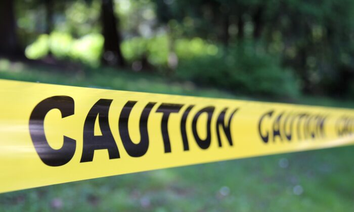 A police tape is seen in this file photo. (Simaah/Pixabay)