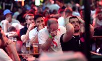 'A Horrible Way To End It': England Fans Despair After Crushing Penalties Loss